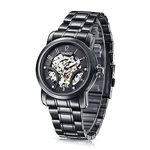Time100 Reloj mecanico moderno automático para hombre
