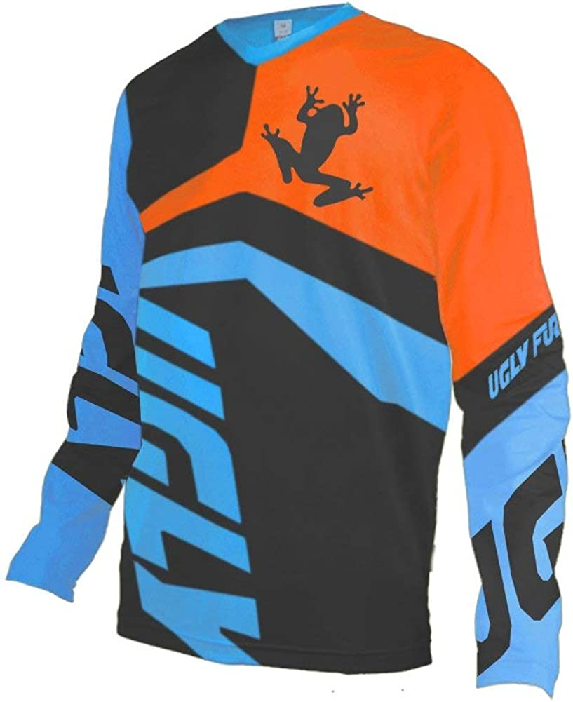 Uglyfrog Mens Classic//Fashion Cycling Jersey//Bike Topand Bib Shorts Suit Summer Bicycle Sportswear Clothing Great Gifts