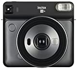 Fujifilm Instax Square SQ6 - Instant Film Camera - Graphite Grey