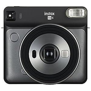 Fujifilm Instax Square SQ6 - Instant Film Camera - Graphite Grey Single-Use Cameras