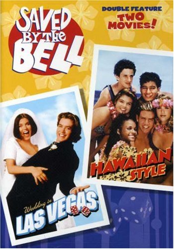 Saved By the Bell- Double Feature (Hawaiian Style / Wedding In Las ()