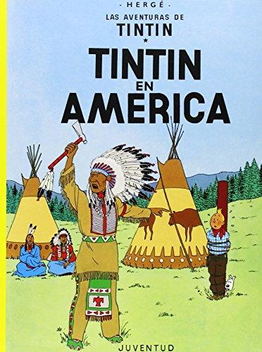 Tintín en América by Juventud