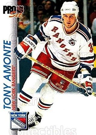 Amazon.com  (CI) Tony Amonte Hockey Card 1992-93 Pro Set (base) 118 ... fe7b4fb65