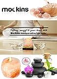 mockins 2.5 lbs 4 Pack Natural Himalayan Salt Tea