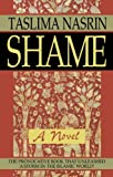 Front cover for the book Shame by Taslima Nasrin