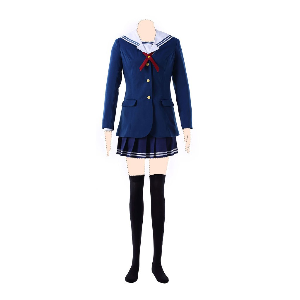 Saekano_ How to Raise a Boring Girlfriend cosplay costume Winter uniforms XXX-Large