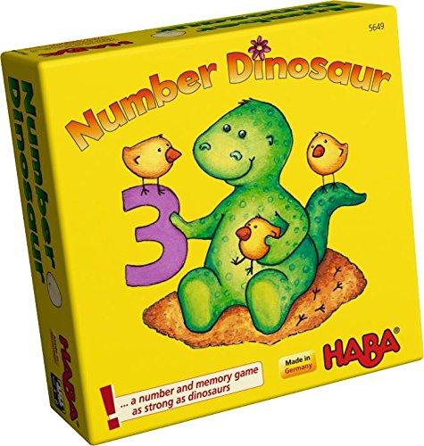 HABA Number Dinosaur Memory Germany