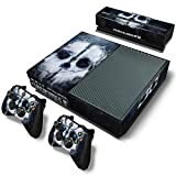 Mod Freakz Console and Controller Vinyl Skin Set - Ghosts Soldier Mask for Xbox One