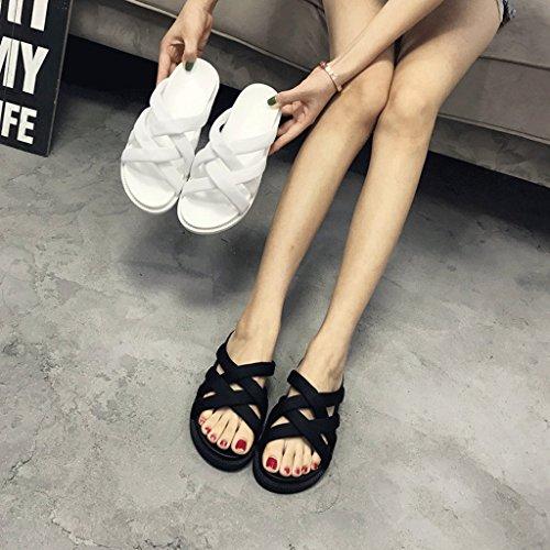 de Sport Femme Chaussons d' Pantoufles aqRZw5