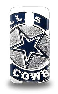 High Quality Shock Absorbing 3D PC Case For Galaxy S5 NFL Dallas Cowboys Logo ( Custom Picture iPhone 6, iPhone 6 PLUS, iPhone 5, iPhone 5S, iPhone 5C, iPhone 4, iPhone 4S,Galaxy S6,Galaxy S5,Galaxy S4,Galaxy S3,Note 3,iPad Mini-Mini 2,iPad Air )