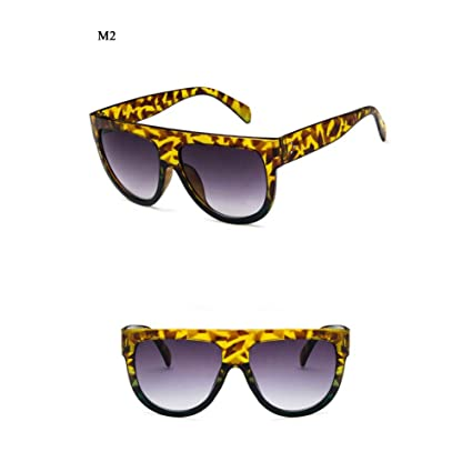 SKCLBOOS Gafas de Sol Gafas de Sol de Gran tamaño para ...