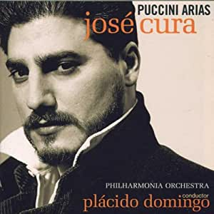 Giacomo Puccini, London Philharmonia Orchestra, Plácido