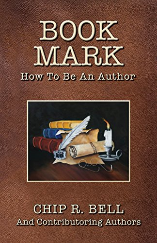 Georgia Chip - Book Mark: How To Be An Author