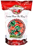SweetGourmet Arcor Strawberry Buds Bon Bon Filled Hard Candy, 2Lb