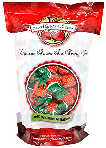 SweetGourmet Arcor Strawberry Filled Candy product image