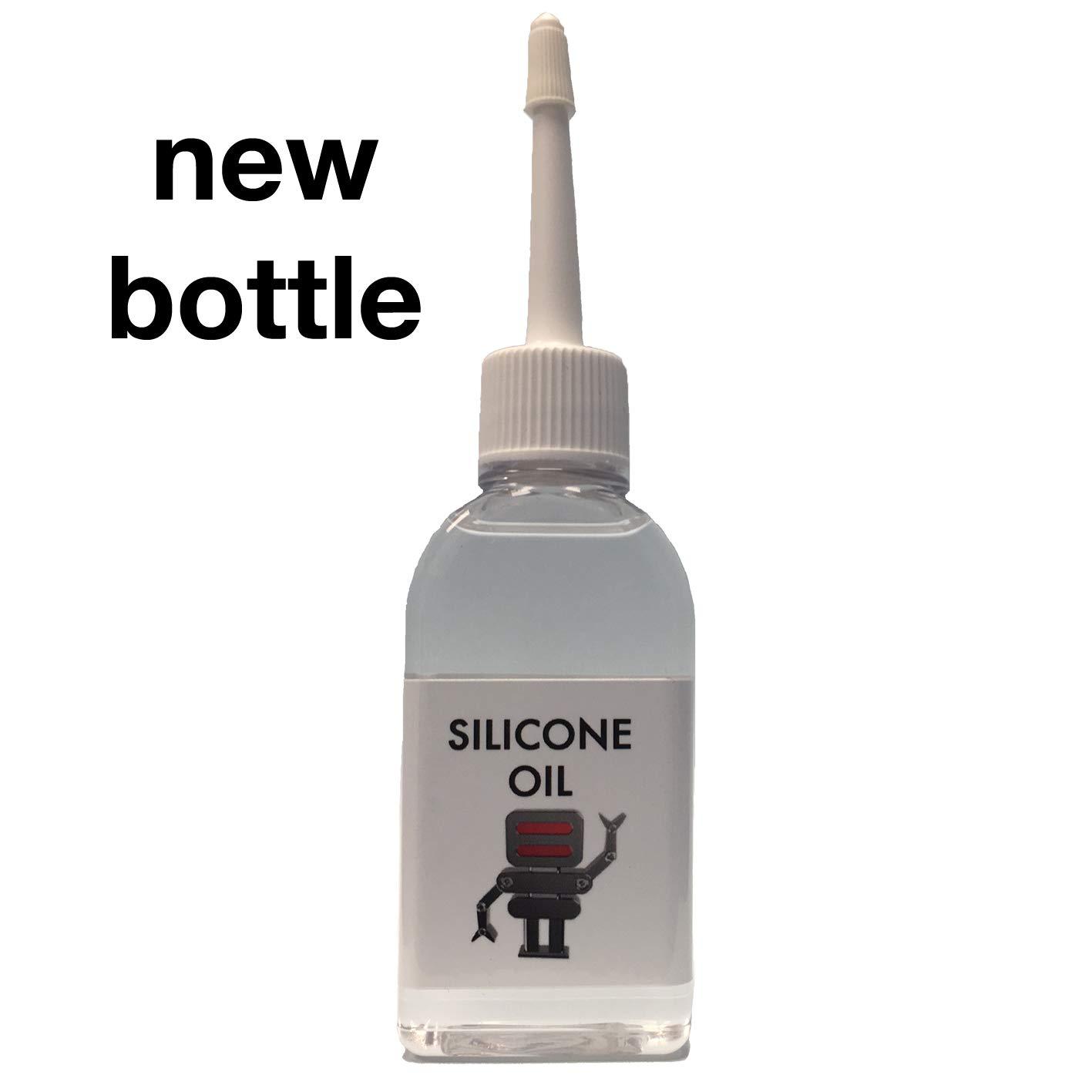 Aceite de silicona para impresoras 3D y brazos de robot de ...
