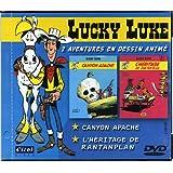 Lucky Luke - Canyon Apache/L'Héritage de Rantanplan (DVD)