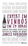 capa de Expert em Vinhos em 24 Horas