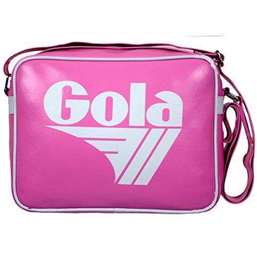 Bolsa Garganta Midi Redford Zcub686lk 30 X 22 X 8/white-pastel Pink