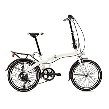 Bicicleta plegable quiccky vertek 50.8 cm (50 cm 6-velocidades, plegable, colour