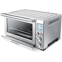 """Breville Smart Oven Pro (Certified Refurbished), 18.5"""" x 14.5"""" x 22.8"""", Silver"""
