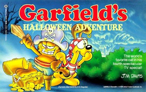 Garfield's Halloween Adventure (Formerly Titled Garfield in Disguise) by Jim Davis -