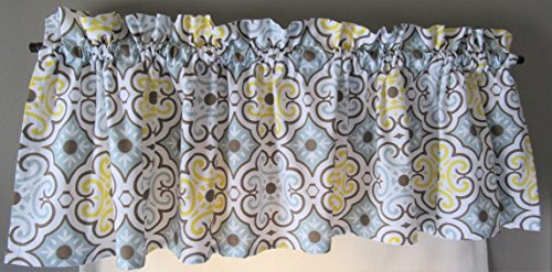 Crutain Valance Windows Crabtree Collection