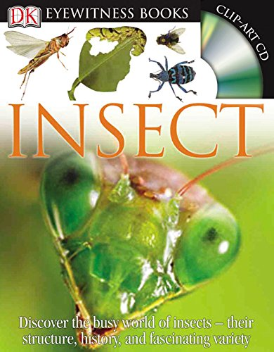 Insect (DK Eyewitness Books) (Insects Kids)