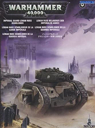 Buy New Plastic Demolisher Tank Box Warhammer 40K Online at