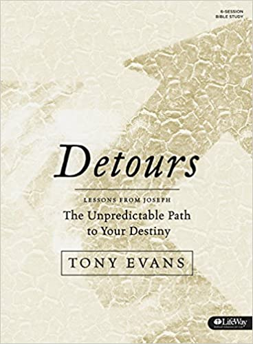 Image result for detours by tony evans