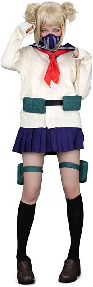 miccostumes Womens Himiko Toga Cosplay Costume Outfit
