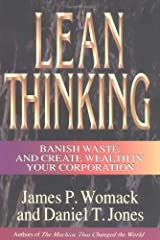 Lean Thinking: Banish Waste and Create Wealth in Your Corporation Unknown Binding