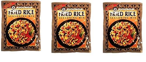 Kikkoman FRIED RICE Seasoning Mix - 28.3g (3 pack)