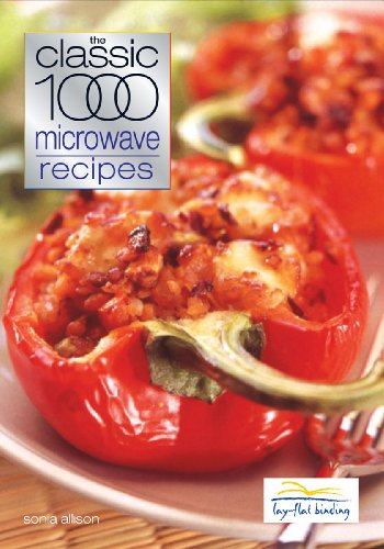 Classic 1000 Microwave Recipes by Sonia Allison