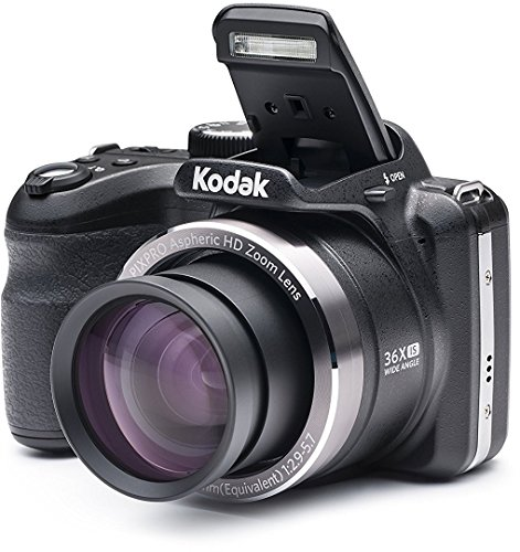 Kodak PIXPRO Astro Zoom AZ361 16 MP Digital Camera with 36X Opitcal...