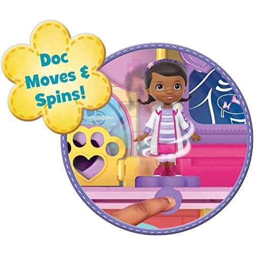 Just Play Doc Mcstuffins Toy Hospital Playset Ebay