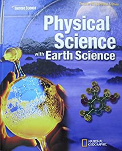 Physical Science with Earth Science    book by Glencoe
