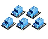 usb 3 pic - WINGONEER 5PCS KY-019 5V One Channel Relay Module Board Shield For PIC AVR DSP ARM for arduino Relay