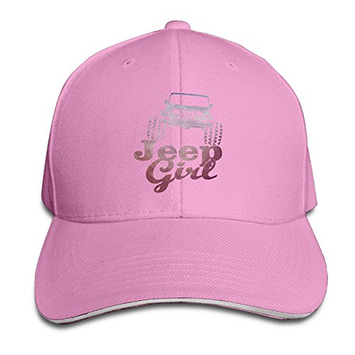 Hotgirl4 Adult Cool Jeep Girl Sandwich Bill Baseball Hat - Sunglasses Gun Top Ray Ban