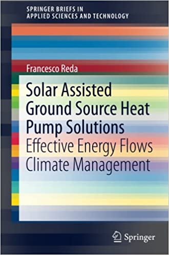 Solar Assisted Ground Source Heat Pump Solutions: Effective Energy Flows Climate Management (SpringerBriefs in Applied Sciences and Technology)