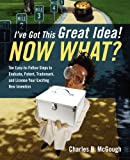 I've Got This Great Idea! Now What?, Charles B. McGough, 1432790536