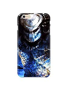 "i6p 0463 Predator Monsters Glossy Case Cover For IPHONE 6 PLUS (5.5"")"