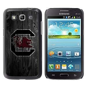Design for Girls Plastic Cover Case FOR Samsung Galaxy Win I8550 South Carolina Cocks Football OBBA