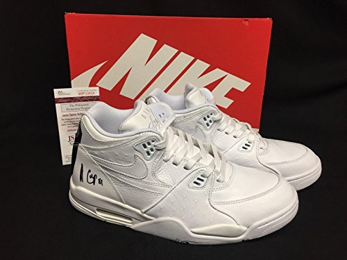 Amari Cooper Signed Nike Air Flight '89 LE Shoes *Raiders Football #89 - JSA Certified - Autographed NFL Cleats