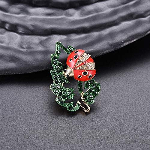Da.Wa Broche Femme et Hommes Bijoux Fantaisie Corsage et Pin Brooch de Mariage Nuptiale Femmes Accessoires Alliage-Style 337