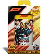 F1 Turbo Attax Mega doos