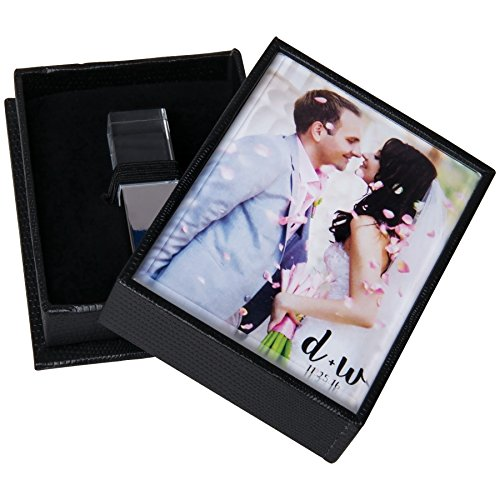 Elite Flash Drive Box with Photo