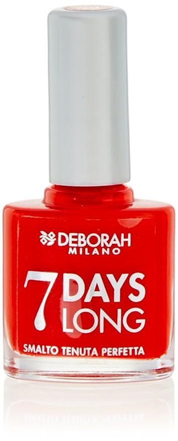 Deborah Milano - Esmalte para uñas Nº 39 - Hasta 7 días de duración ...