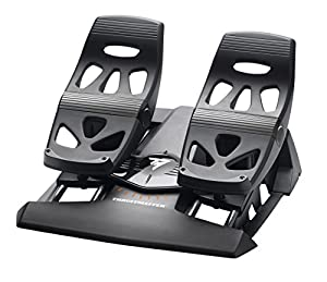 Thrustmaster 2960764 Flight Rudder TFRP schwarz