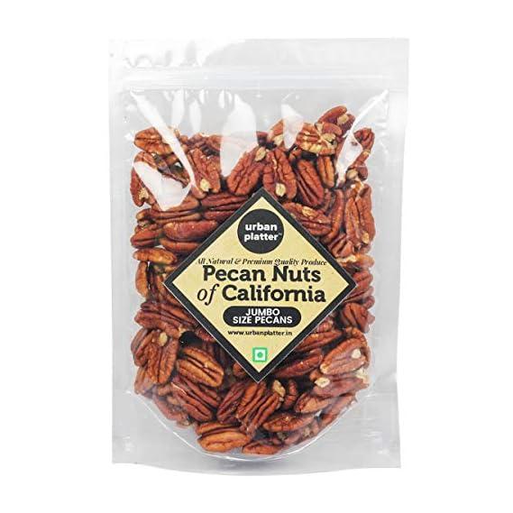 Urban Platter Jumbo Pecan Nuts, 500g